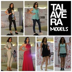 Paulina #PasarelaTendenciaPlazaCibeles #talaveramodels www.facebook.com/talaveramodels