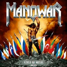 Manowar Reveal Cover For 'Kings Of Metal MMXIV'