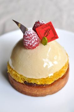 イルフェジュール (Earl Grey & Orange Mousse) | Il Fait Jour ♥ Dessert