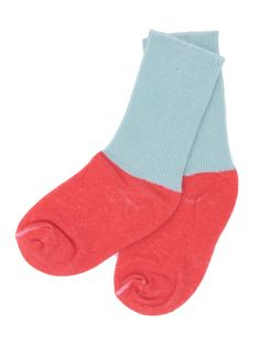 Kids Color Block Sock | Socks | Kids & Babies' Socks & Tights | American Apparel