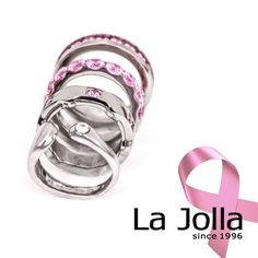 For you by La Jolla .Never give up hope 💘 #lajolla #colorful #taiwan #taipei #asia #jewelry #gem #fashion #style #accessories #breastcancerawareness #bracelet #ring #earring#tumblr #pendant #photography #photooftheday #necklace #art #love #instagood #breastcancer #instajewelry #jewelrydesigner #jewels #jewellerydesign