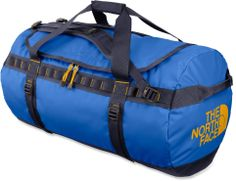 This large Base Camp duffel from The North Face is expedition-ready, thanks to burly construction and cavernous space. #REIGifts