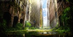 overgrown_city_v2_by_aeflus