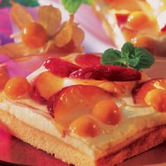 Vaníliás barack szelet Hot Dog Buns, Hot Dogs, Waffles, Cheesecake, Bread, Breakfast, Desserts, Food, Morning Coffee