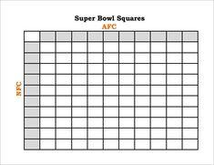 free super bowl pool templates.html