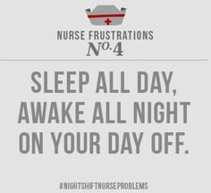 Not just for the night shift nurses!