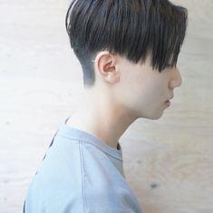 Center Part Hairstyles, Short Hair Cuts, Short Hair Styles, Korean Men Hairstyle, Ulzzang Hair, Asian Hair, Haircuts For Men, Hair Beauty, Handsome