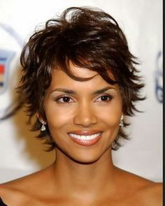 Short Shaggy Haircuts for womens 2014