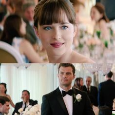 Mr and Mrs Grey ❤️ #FiftyShadesFreed