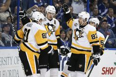 Penguins' stars on track to shatter even sky-high expectations = While the team's scoring depth remains its strength, there's no secret which three players stir the drink for the Pittsburgh Penguins. Sidney Crosby has been excellent throughout his career, but he's…..