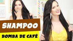 SHAMPOO BOMBA DE CAFÉ FAZ O CABELO CRESCER MAIS RÁPIDO? (parte 1) por Ju...