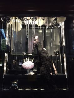 Ralph Lauren, London 2015 Christmas windows