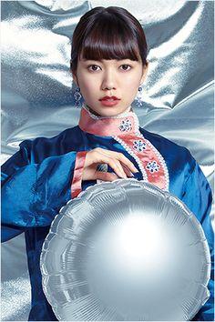 vol42_Celebrities FUMI NIKAIDO Daydream Princess / Omosan STREET #FumiNikaido #二階堂ふみ