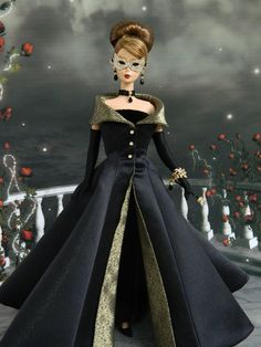 OOAK Halloween Fashion for Silkstone Barbie by Joby Originals