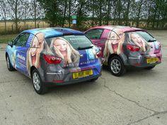 Car Wraps #PromotionalGifts #Marketing #Promotion