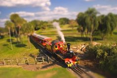 train tilt shift