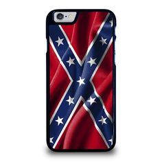 CONFEDERATE STATE FLAG iPhone 6 / 6S Case - Best Custom Phone Cover Cool Personalized Design – Favocase