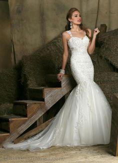 Bridal Dress Style 50330 by Da Vinci