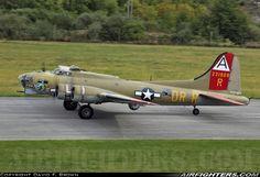 Collings Foundation Boeing B-17G Flying Fortress (299P). York/Thomasville (KTHV / THV) - USA, October 9, 2013.