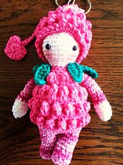 Crochet Doll - Free Pattern * Download is available in English (UK Terms)