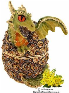 Dragons Egg Trinket Box