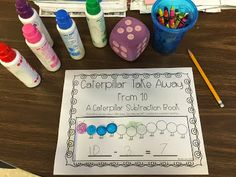 Addition and Subtraction Books