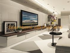 LongHaus - Living Room  http://www.showflatlocation.com/183-longhaus/