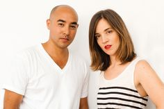 MAX OSTERWEIS & ERIN BEATTY OF SUNO - christelle de castro photography