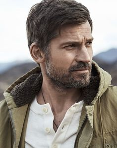 Risultati immagini per nikolaj waldau coster Most Beautiful Man, Gorgeous Men, Cersei And Jaime, Jaime Lannister, Its A Mans World, Hair And Beard Styles, Cute Guys, Actors & Actresses, Moda Masculina