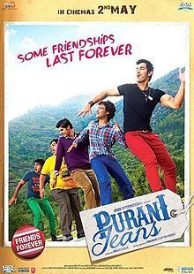 """Purani Jeans Full HD Movie Download Free online Purani Jeans is a Bollywood movie which is released on 2nd May 2014. The movie is drama genre movie which try to tell that, """"friendship is like a pair of old jeans- the older it gets, the better it bec"""