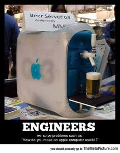 Engineers Are Problems Solvers