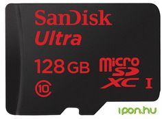 Sandisk Micro SD Ultra CL10 48MB 128GB Memory Card Get yours here http://www.ezonephone.com/