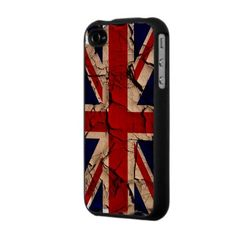 """""""Phone covers in dirty vintage UK .. union jack style flag by Ricaso .. awesome skins / cases for your iPhone the ultimate must have accessory from Ricaso .. iphone 3 and ipad covers in store. This beautiful custom world flags iPhone case design submitted by a gifted Seller called Ricaso_Skins is tagged under world flags, iphone 4, skin, & iphone. Our customizable iPhone cases are great presents for all types of people. You'll find this exceptional """"skin"""" and """"apple"""" custom iPhone case in…"""