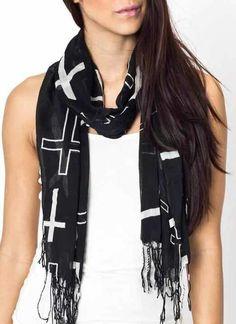 Cute scarf<3