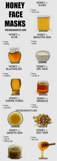 10 Simple Honey Face Masks for every skin problems.How To Get Rid Of Acne In A W., Beauty, 10 Simple Honey Face Masks for every skin problems.How To Get Rid Of Acne In A Week Skin Tips, Skin Care Tips, Tips For Oily Skin, Honey For Acne, Honey Uses For Skin, Lemon On Face, Beauty Tips For Face, Beauty Ideas, Face Tips
