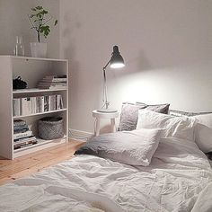 This is a Bedroom Interior Design Ideas. House is a private bedroom and is usually hidden from our guests. However, it is important to her, not only for comfort but also style. Much of our bedroom … Dream Rooms, Dream Bedroom, Home Bedroom, Bedroom Furniture, Bedroom Decor, Furniture Decor, Nordic Bedroom, White Furniture, Furniture Plans