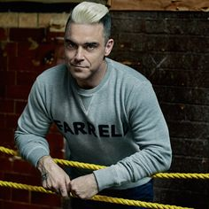 Robbie Williams talks Farrell A/W 15 Robbie Williams, Primark, Music Bands, Singer, Feelings, Guys, My Love, Men, Fancy