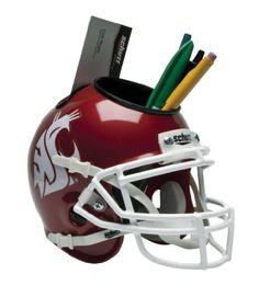 GameWear NCAA Washington State Cougars Reflective Football Collar