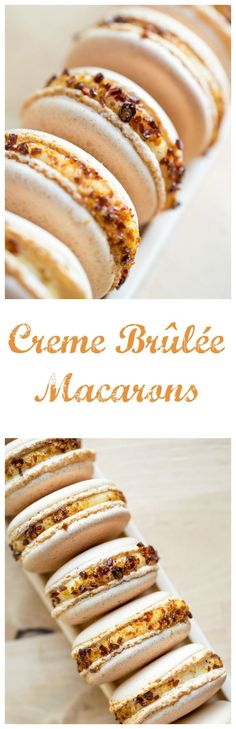 Are you scared to make the fancy French sandwich cookies? Now you don't have to go through culinary school to make delicious & beautiful Macaron cookies. Just Desserts, Delicious Desserts, Yummy Food, French Desserts, Gourmet Desserts, French Recipes, Baking Desserts, Yummy Yummy, Baking Recipes