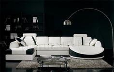 sofas chaise longue baratos | inspiración de diseño de interiores