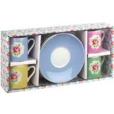 Lovely espresso cups.