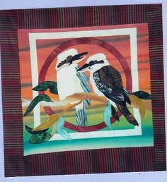 kookaburras  by Julie Haddrick