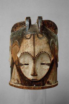 Fang Ngontang Mask, Gabon