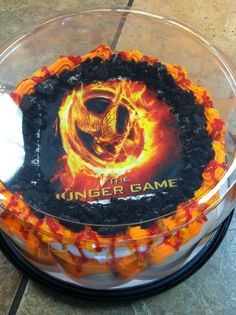 Dairy Queen Hunger Games Cake