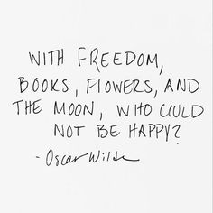 no. 3 | www.agneswright.com | quotes, inspiration, Oscar Wilde