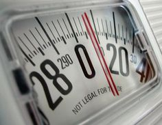 Hate the scale? You're in luck! 6 reasons to nix daily weigh-ins http://goo.gl/BzRPg1 Tanya Zuckerbrot for Fox News Health