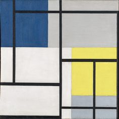 Theo van Doesburg: Simultaneous Composition XXIV, 1929, Oil on canvas