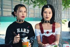 """She how filmmakers Jeannie Nguyen and Andrew Yuyi Truong, who made short film """"First Generation"""", explore the imbalance of Asian identity in American cinema. Cultural Identity, Grunge Look, How To Make Shorts, Short Film, Film Festival, Christmas Sweaters, Two By Two, Asian, Culture"""
