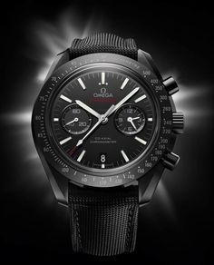 Baselworld 2013: Omega Speedmaster Dark Side of the Moon   omega