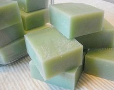 pine home made bar soaps | Best Handmade Soap smelling of Pine and Eucalyptus. Cold Process ...